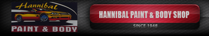 Hannibal Paint & Body Shop logo